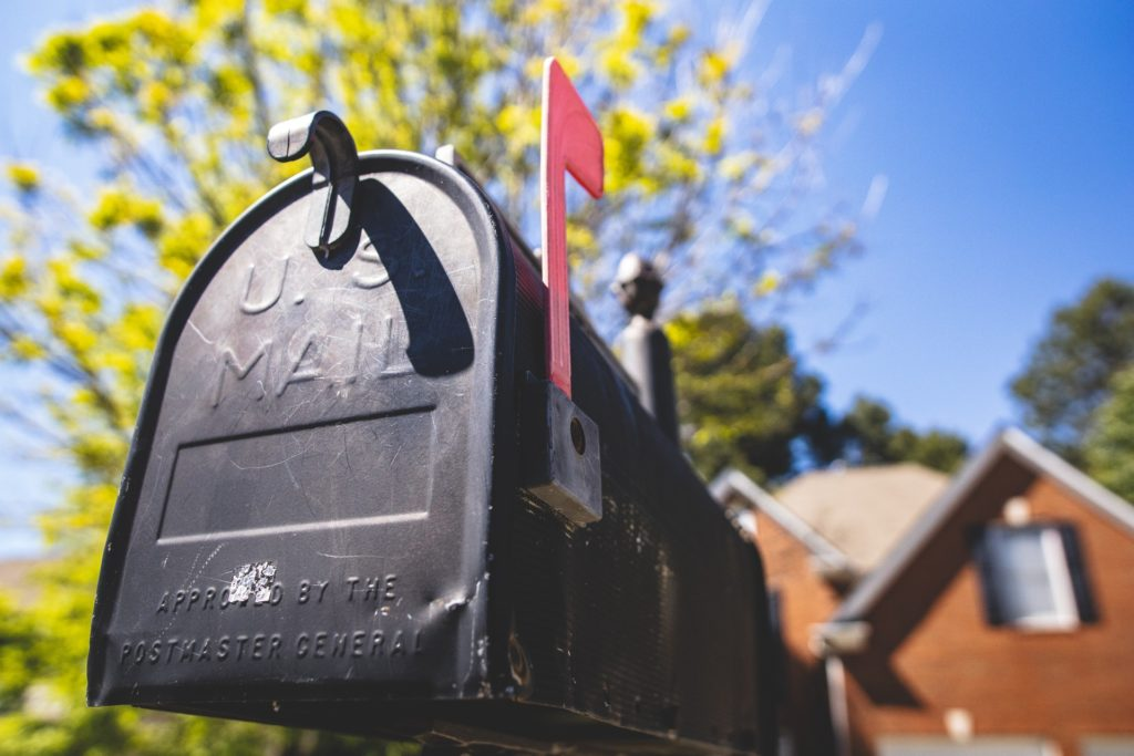 Direct mail - types of fundraising