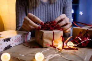 Fundraising for teens - Gift wrap