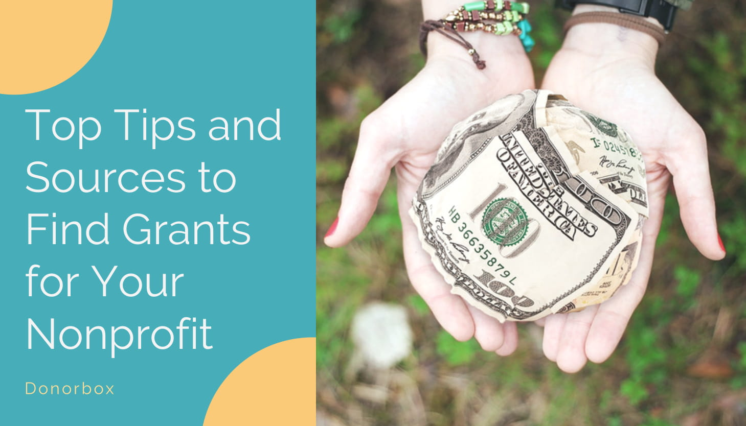 Top Tips and Sources to Find Grants for Your Nonprofit