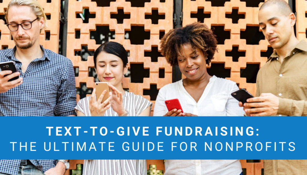 Text to donate guide