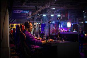 Video Game Tournament kid fundraising