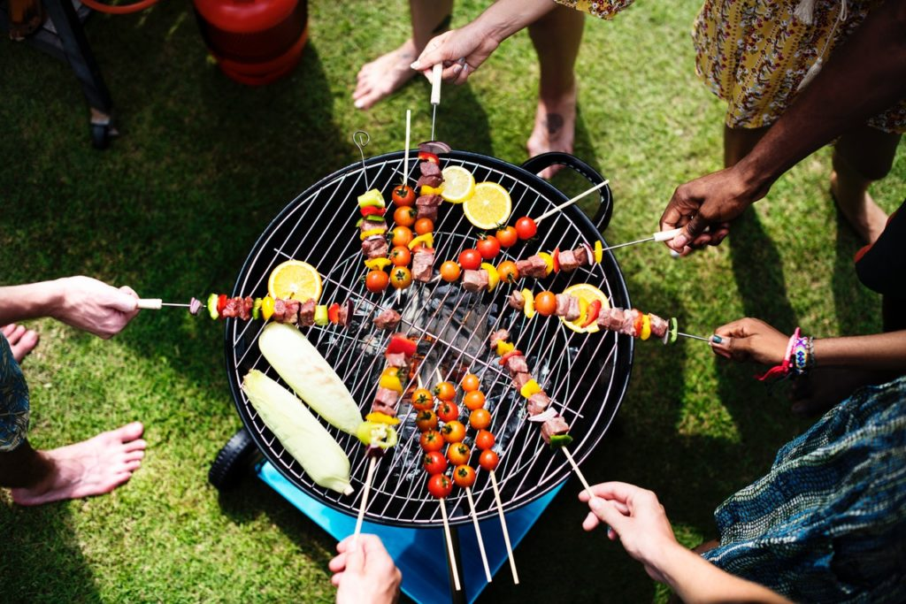 Barbecue - Food Fundraising Ideas