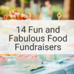 Food fundraising ideas