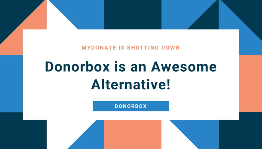 Mydonate shutdown