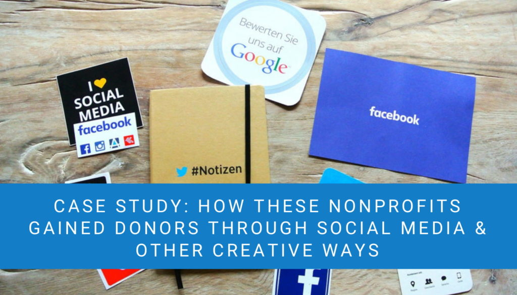 Nonprofits Gained Donors Through Social Media