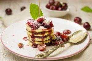 Pancakes - Food fundraising