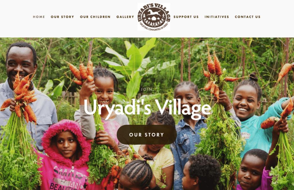 Uryadis-Village donation tools