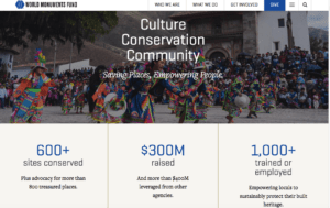 world-monuments-fund - Donation software