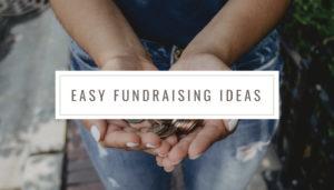 25 easy fundraising ideas