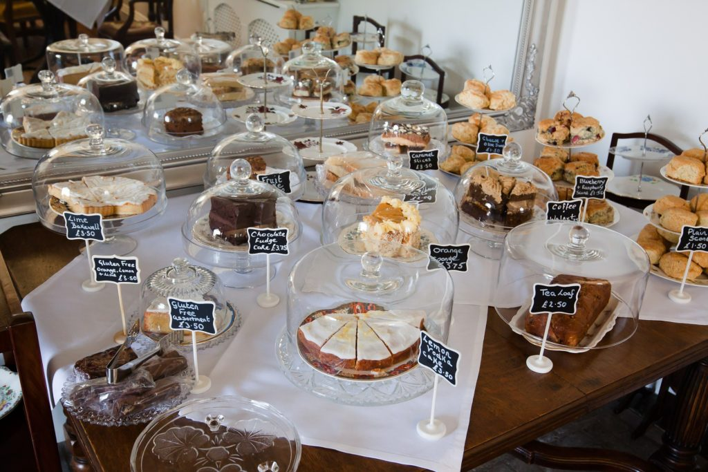fundraising ideas - bake sale