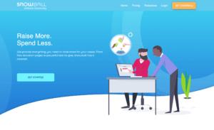 snowball - fundraising online