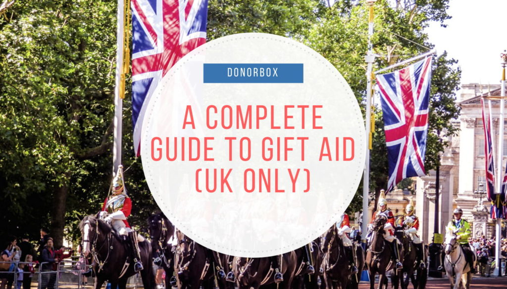 Complete Guide to Gift Aid