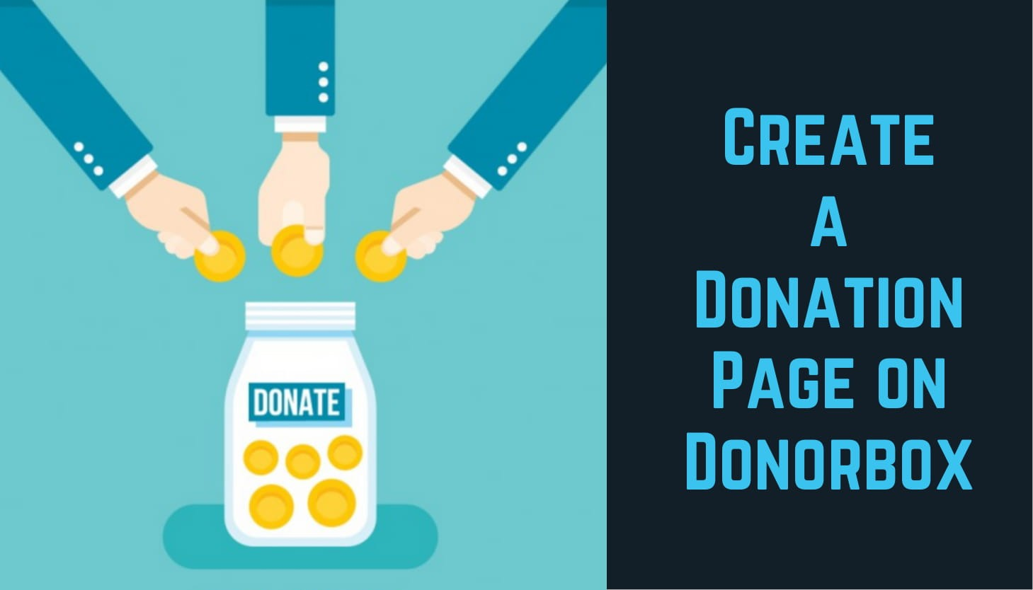 How to Set Up a Nonprofit Donation Page (7-Step Guide with Examples)