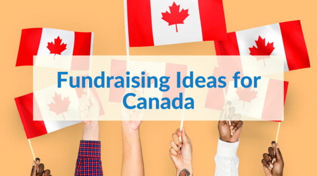 Fundraising Ideas for Canada