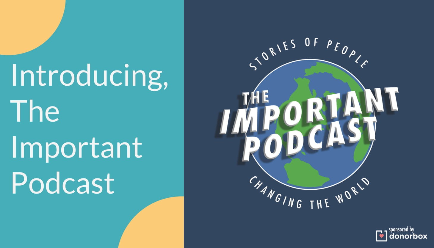 Introducing, The Important Podcast