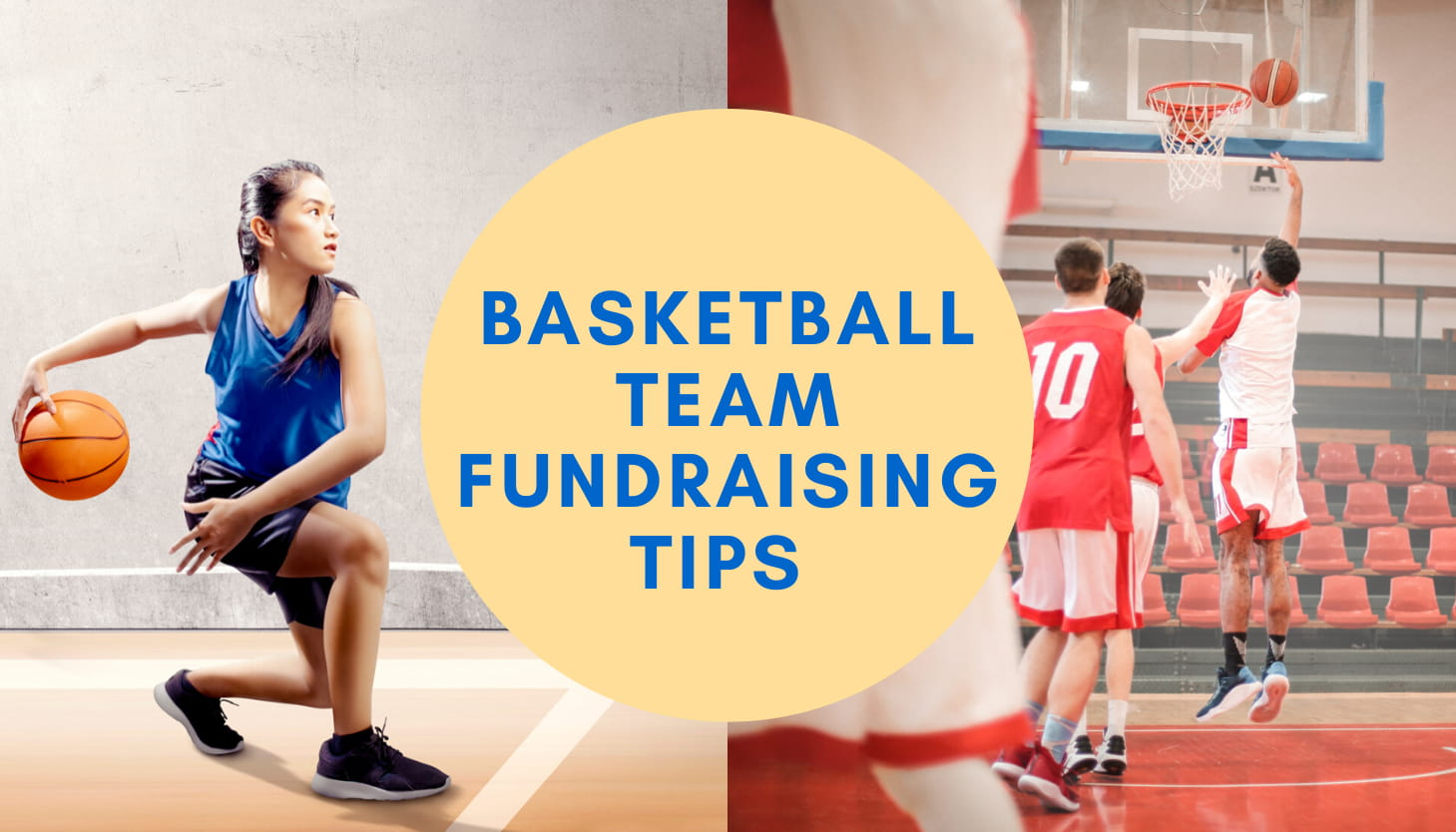 Fundraising Tips for Your Basketball Team