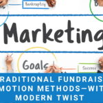 Fundraiser Promotion Methods