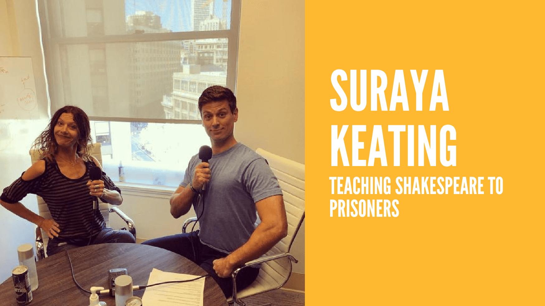 Teaching Shakespeare to Prisoners – Suraya Keating