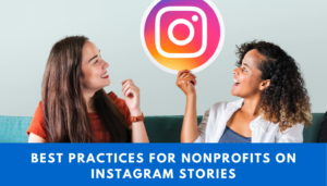 Nonprofits on Instagram Stories