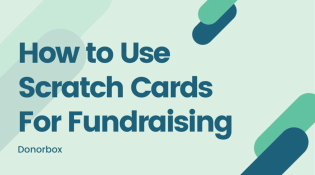 Scratch Cards For Fundraising