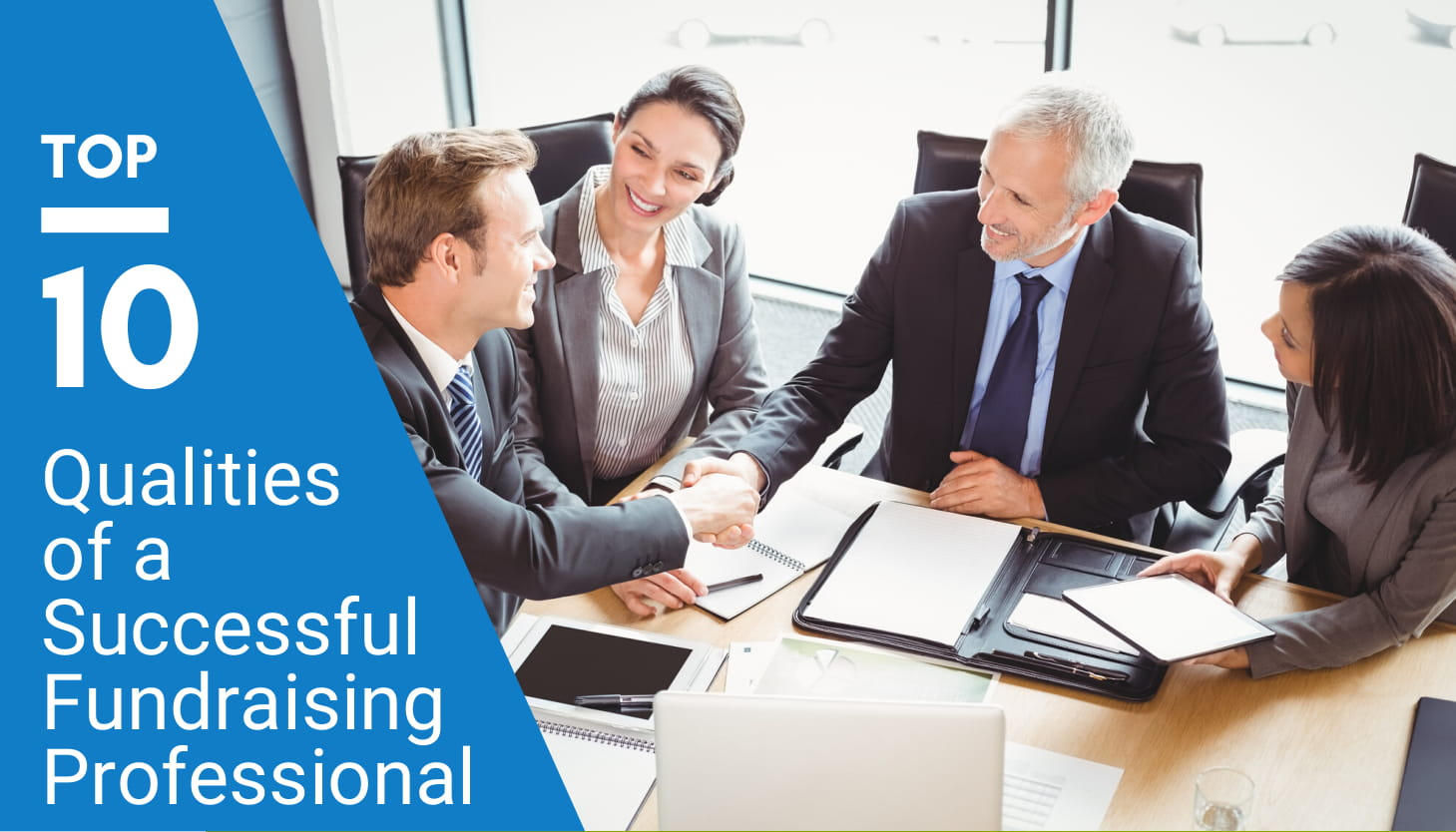 Top 10 Qualities of a Successful Fundraising Professional