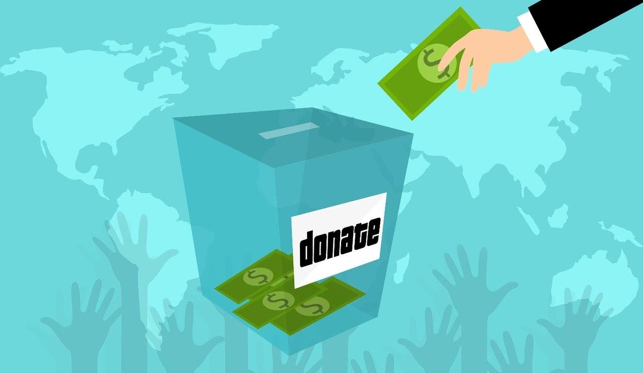 zakat fundraising