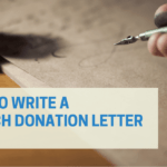 writing effective church donation letters