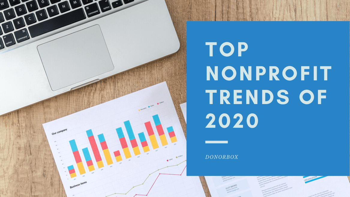 Nonprofit trends 2020