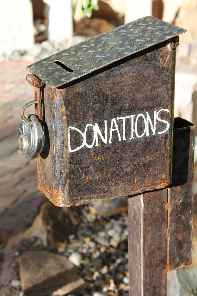 increasing church donations
