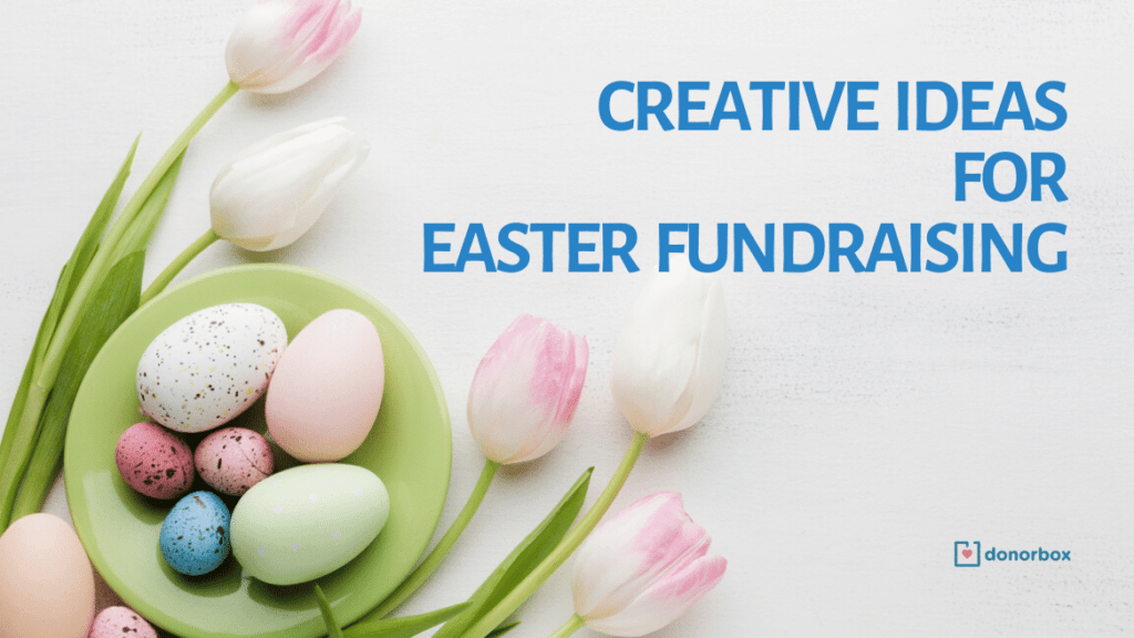 creative ideas for easter fundraising