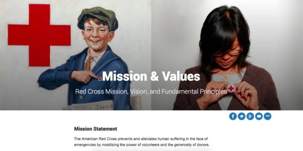 writing nonprofit mission statement