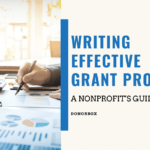 nonprofit grant proposal