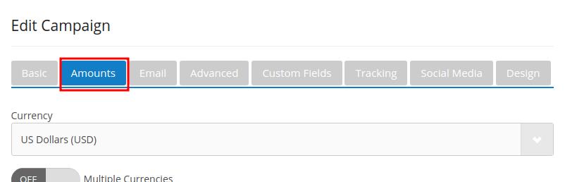 goal meter on webflow