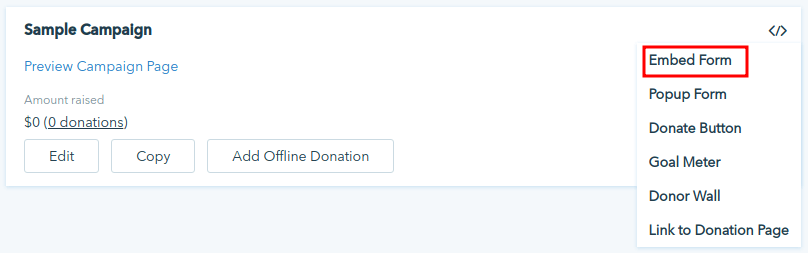 recurring donations on webflow