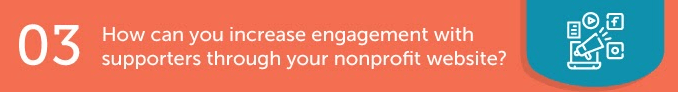 increase nonprofit engagement