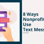 nonprofit text fundraising