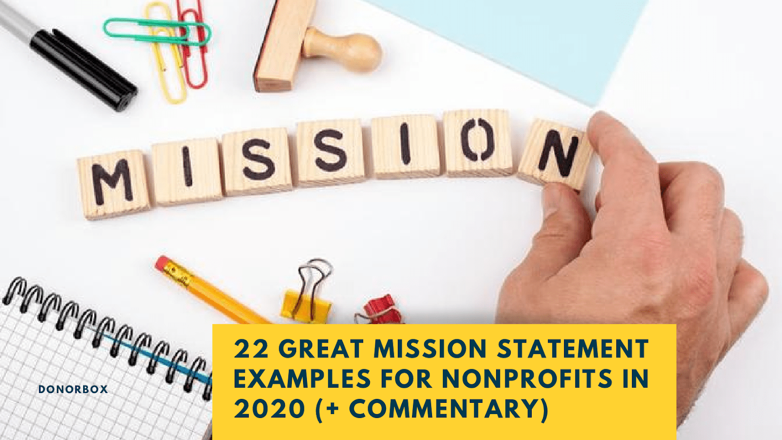 examples of great nonprofit mission statements