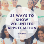 Show Volunteer Appreciation