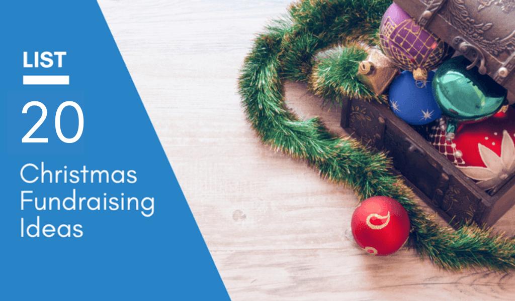 Christmas Fundraising Ideas