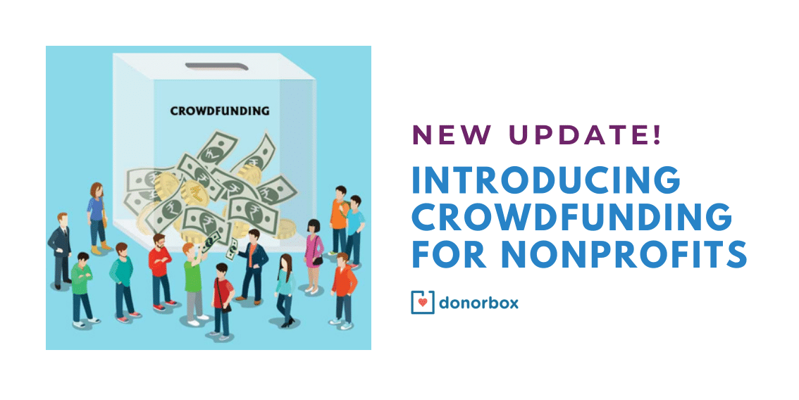 Introducing Crowdfunding For Nonprofits – Donorbox