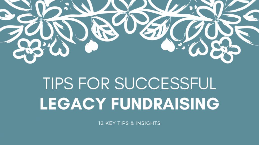 Legacy fundraising