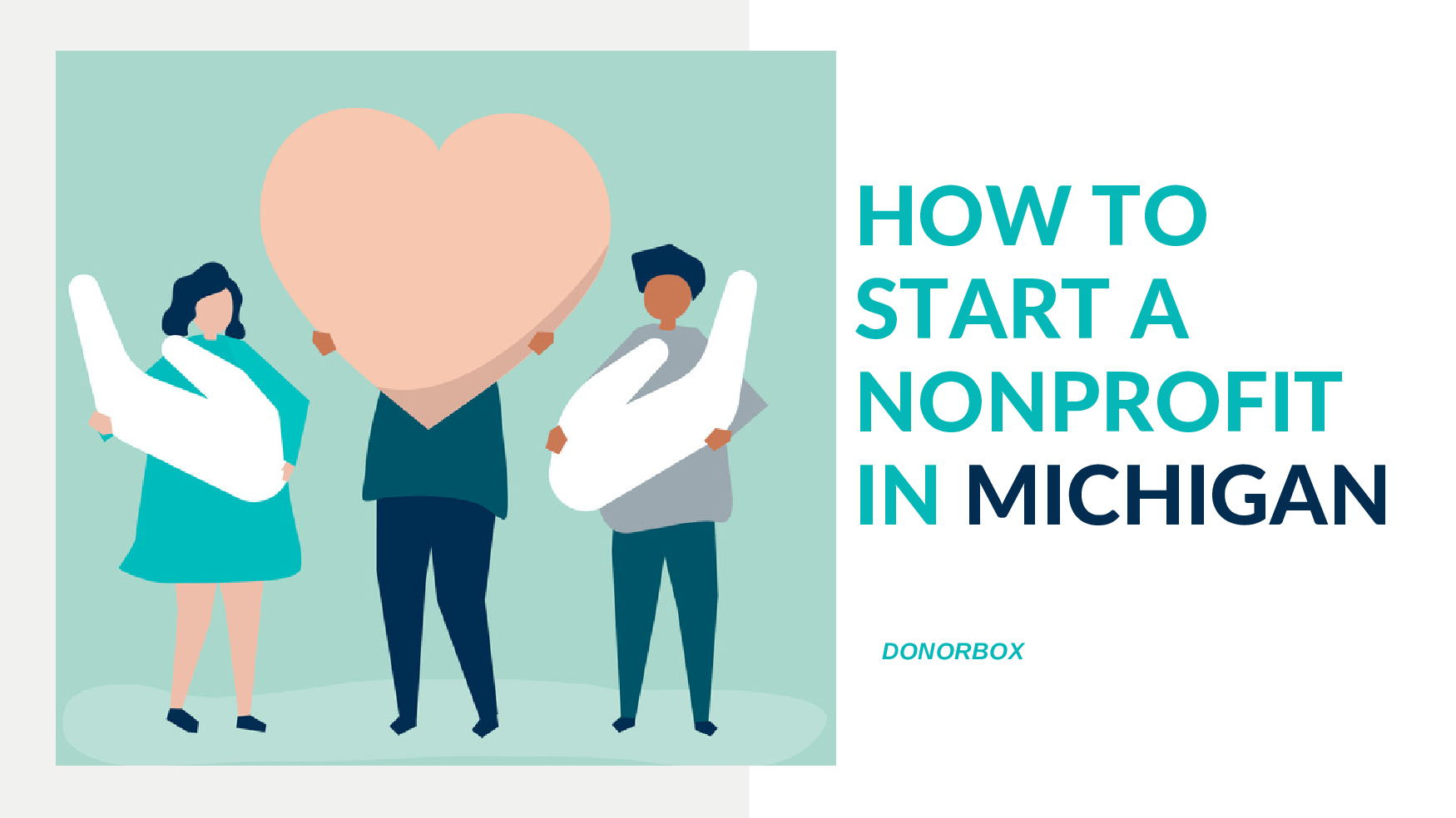 start a nonprofit in Michigan