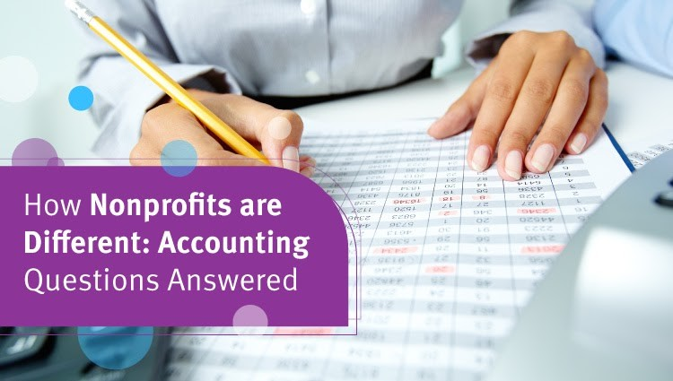 nonprofit accounting questions