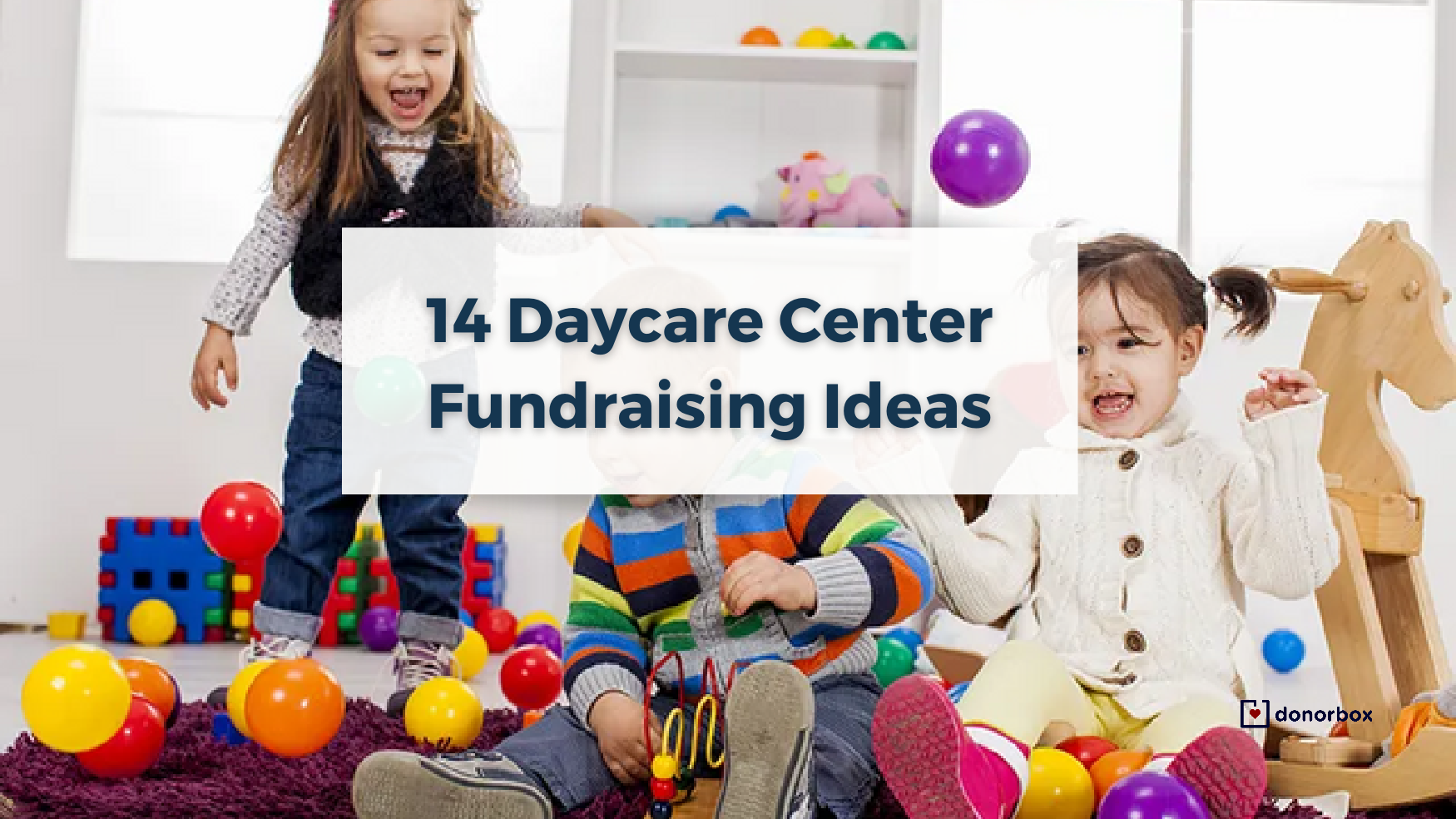 daycare center fundraising ideas