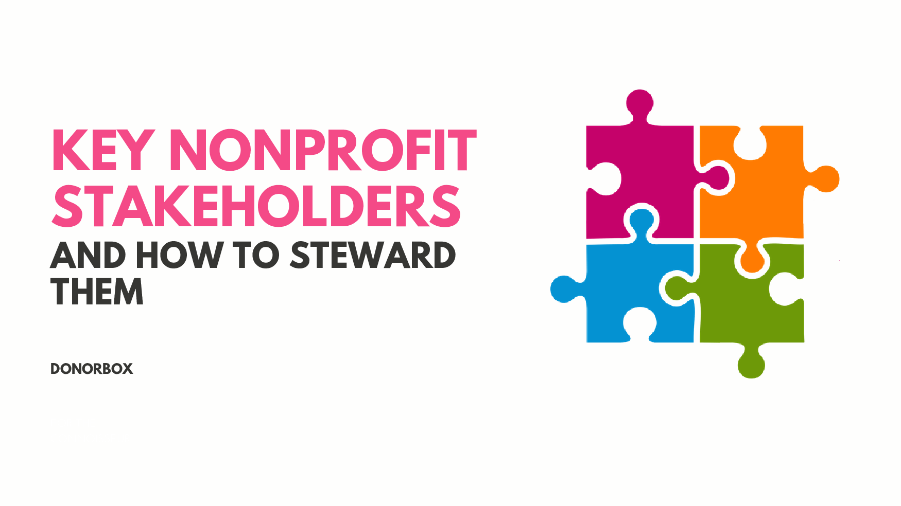 nonprofit stakeholders
