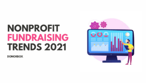 fundraising trends 2021