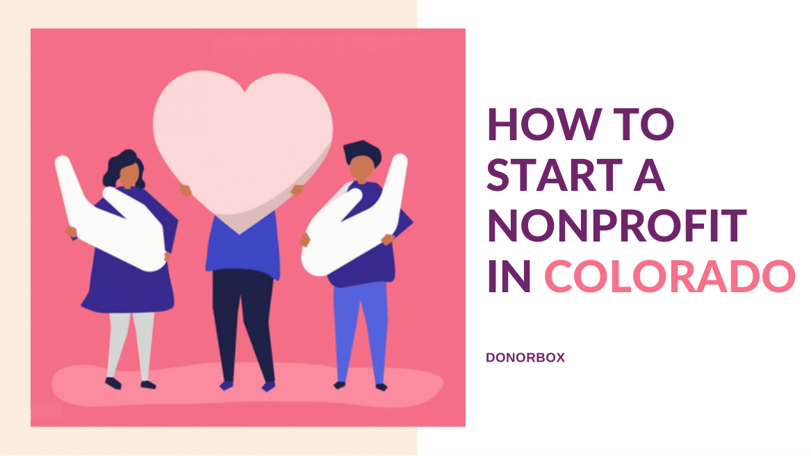 starting a nonprofit in Colorado