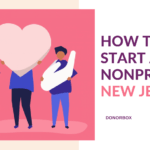 How to start a nonprofit in New Jersey