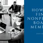 nonprofit board members