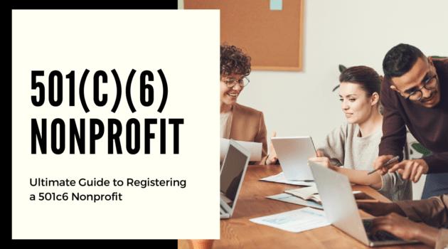 Registering a 501c6 Nonprofit